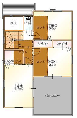 たちばな台 2階平面 サイズ変更.JPG